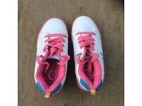 Size 12 heeley type trainers