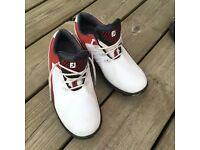FootJoy junior golf shoes size 5