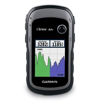 GARMIN eTrex 30x Handheld GPS Receiver Navigator eTrex30x 010-01508-10](garmin etrex gps receiver)