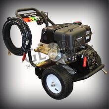 Pressure cleaner ,  petrol engine ,with 4000psi Italian pump Osborne Park Stirling Area Preview