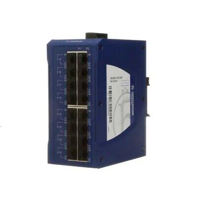 Hirschmann 942121001 Spider Ii Din Rail Switch 16-port New Sealed Box