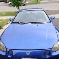 1993 Honda Delsol