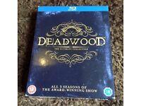 DEADWOOD SEASONS 1,2 & 3