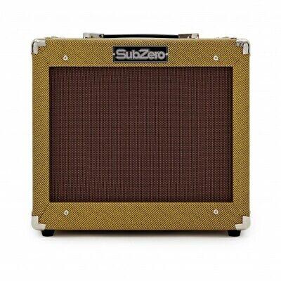 SubZero V35B Vintage 35W Practice Bass Amp
