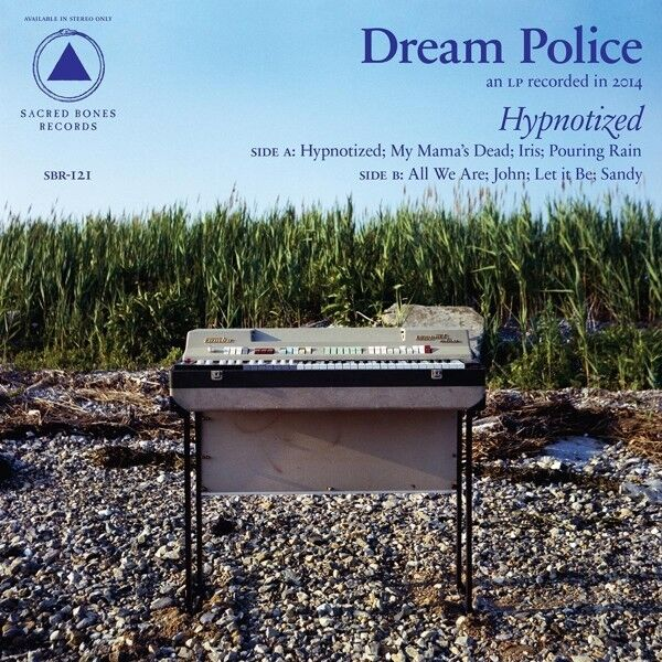 DREAM POLICE - HYPNOTIZED  CD NEU