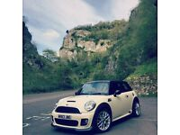 Mini Cooper S 1.6 JCW body kit Sport chill pack