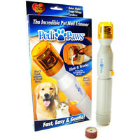 PediPaws nail trimmer for pets, dogs & cats