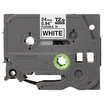 Brother Multipurpose Laminated Polyester Label Tape Cartridge, 15/16