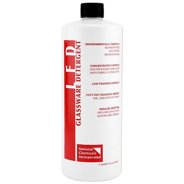LFD Low Foaming Detergent - Draft Beer Equipment & Bar Glassware Cleaning Fluid