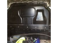 Ford transit connect bulkhead