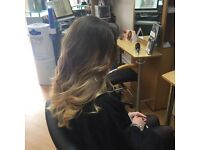 Hair stylist -20% off for new clients on Balayage, Ombré, Highlights, Colours, Cuts