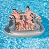 Coussin Matelas gonflable piscine Pool Matress