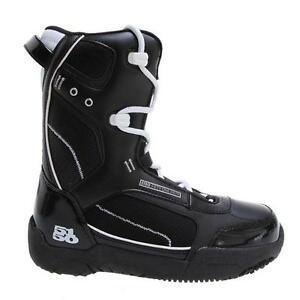 Size 1 or 2 Boys Snowboard Boots Cambridge Kitchener Area image 1