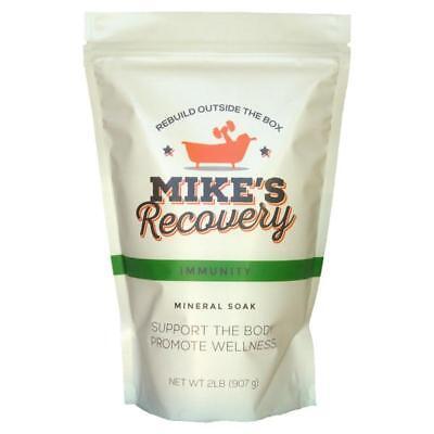 Mineral Soak (Mike's Recovery IMMUNITY Mineral Soak- Bath Salt Muscle Restore Mikes)