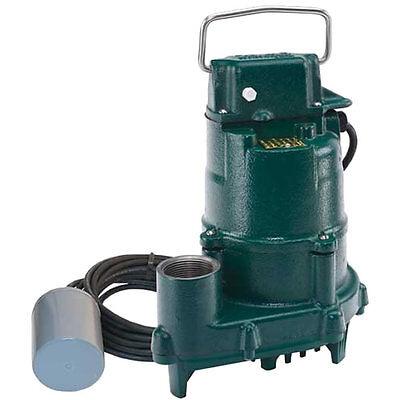 Zoeller Bn151-0005 - 13 Hp High Head Dose-mate Cast Iron Effluent Pump W 20...