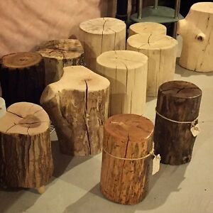 Reclaimed Wood, Stumps and other Pieces