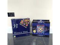 2 Dance mats PS 1&2 compatible