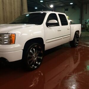 2008 GMC Sierra 1500 SLT All Terrain