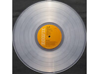 DAVID BOWIE - CHANGESONEBOWIE - SCARCE 40TH ANNIVERSARY CLEAR VINYL EDITION