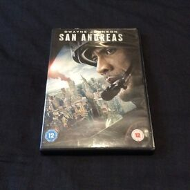 New 2015 Release San Andreas