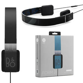 Bang & Olufsen BeoPlay Form 2i Headphones with In-Line Remote