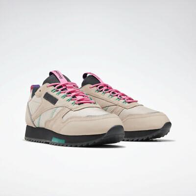 Reebok Women's Classic Leather Ripple Trail Style EG6669 Size 5