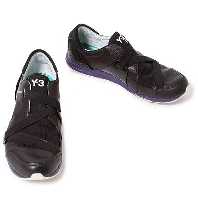 Y-3 DECADE Leather Sneaker Size US 7 1/2(K-44297)