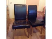 Dining chairs for sale -8-chairs