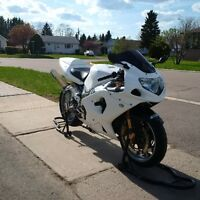 GSXR 1000 For Trade for dirt bike!