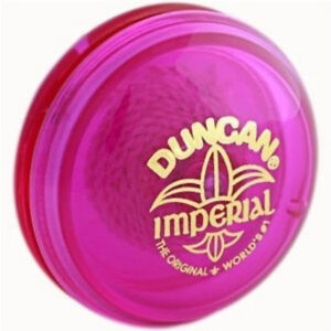 Duncan Imperial Pink YoYo Original Classic Brand New | eBay