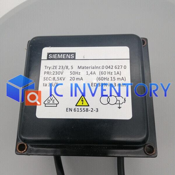 1PCS New Siemens Ignition transformer ZE23/8.5