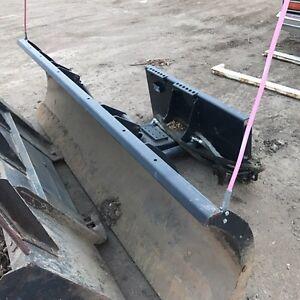 Bobcat snow blade Moose Jaw Regina Area image 1