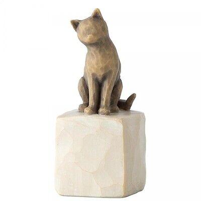 Willow Tree 27684 Love My Cat Figurine