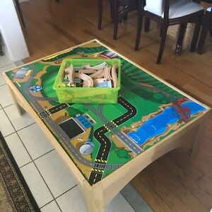 Imaginarium train table instructions