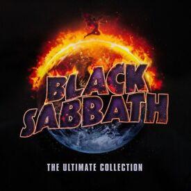Black Sabbath – The Ultimate Collection 4 × Vinyl, LP Records Box set