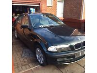 BMW 316i all parts breaking