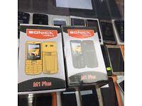Sonica m1 plus dual sim no 3G