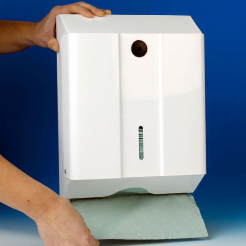 Universale Dispenser Asciugamani Per Tutti Comuni Carta In Ketten- E L. -  - ebay.it