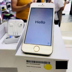 iPhone 5s 64gb gold unlocked warranty tax invoice
