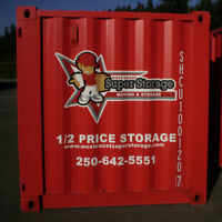 Limited Sale of Insulated 6' X 6' Storage Containers