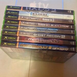 XBOX GAMES (Assorted) | A MUST SEE! |$6 each!