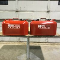 OMC 5 Gal. Fuel Cans
