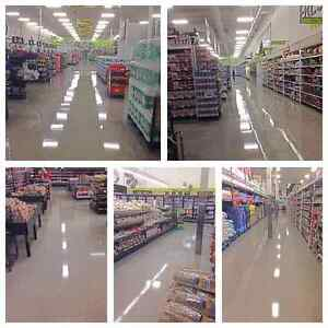 Waxing floors & grout cleaning ceramic wash carpet cleaning Cambridge Kitchener Area image 3
