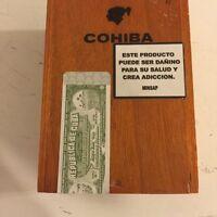 Boite Cigare Siglo lll