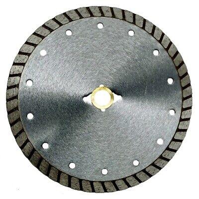 """10"""" Premium Turbo Continuous Rim Diamond Blade for Granite Marble Concrete"""