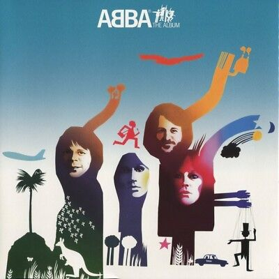 Abba - The album (180g) Remastered 2008 Import - Like New