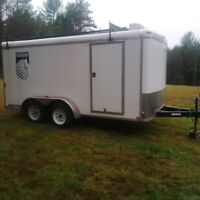 7'x14' Enclosed trailer 2012