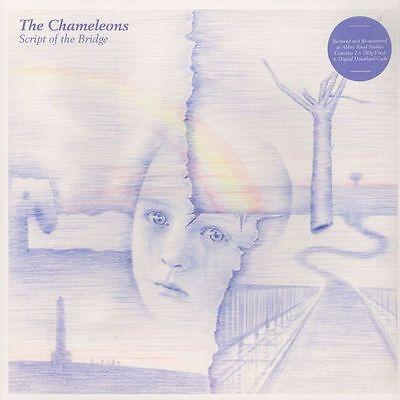 THE CHAMELEONS Script Of The Bridge - 2LP / Vinyl + Download Code (Reissue 2014)