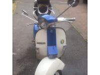 vespa t5 classic 125 cc