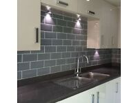 High quality Metro Wall Tiles (bevelled and gloss finish) Kitchens/bathrooms 30p